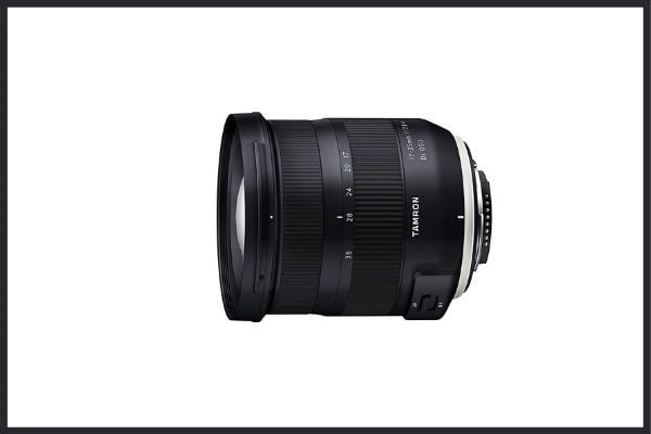 Best third party lenses: Tamron 17-35mm f2.8-4 Di