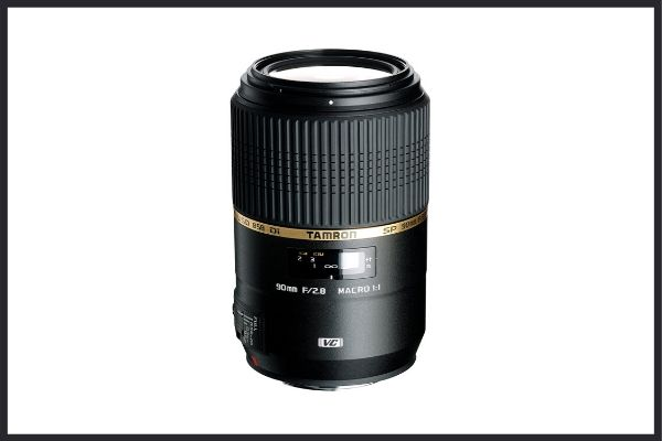 Best third party lenses: Tamron SP 90mm f2.8 Di