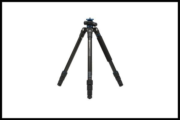best tripod for dslr: Benro FGP18A SystemGo Plus Tripod