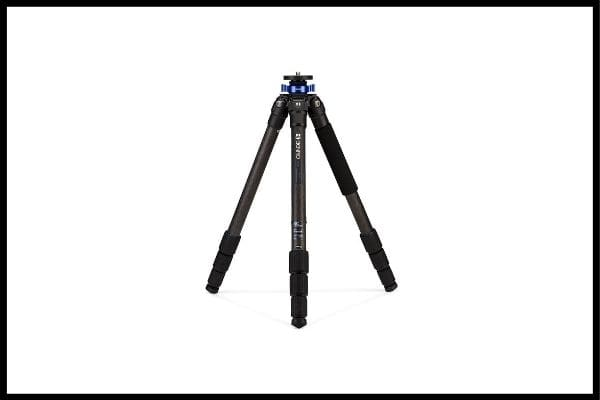 best tripod for dslr: Benro Mach3 Long Carbon Fiber