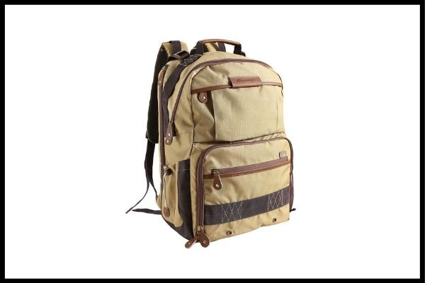 best camera backpack: vanguard havana backpack