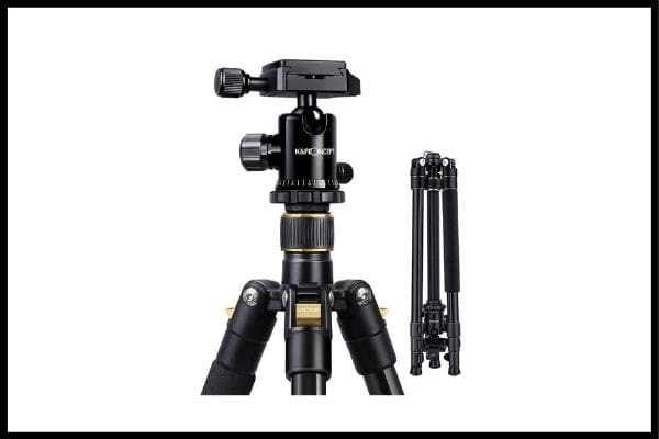 tripod for dslr: k f concept tm2324 62 Lightweight