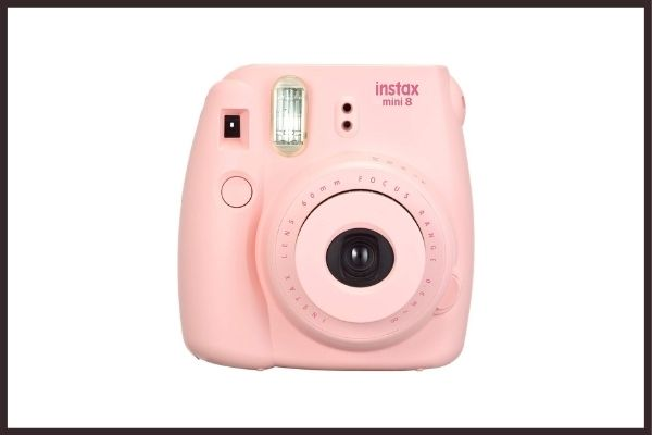 best instax camera: instax mini 8